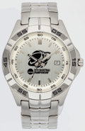 Basketball Collectibles:Others, 2010 NCAA Basketball Coach's Watch - Attributed to Steve Alford....