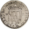 Colonials: , (1659) 6PENCE Lord Baltimore Sixpence XF45 PCGS. Breen-68, Crosby Pl. III, 2. A lovely slate-gray example with dashes of ru...