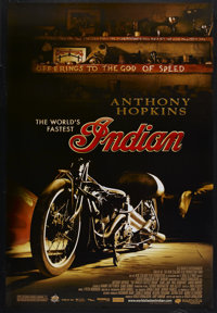 """The World's Fastest Indian (Magnolia Pictures, 2005). One Sheet (27"""" X 40""""). Biographical Adventure. Starring..."""