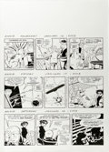 Original Comic Art:Comic Strip Art, Alan Kupperberg - Little Orphan Annie Daily Comic Strip OriginalArt, Group of 3 (Tribune Media Services Inc., 2003). Three ...