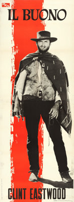 "The Good, the Bad and the Ugly (PEA, 1966). Italian Premiere Displays Set of 3 (39"" X 110""). ... (Total: 3 Ite..."