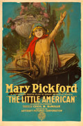 "Movie Posters:Drama, The Little American (Artcraft, 1917). One Sheet (27"" X 41"").. ..."