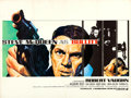 "Movie Posters:Crime, Bullitt (Warner Brothers, 1968). British Quad (30"" X 40"").. ..."
