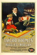 "Movie Posters:Western, Ruggles of Red Gap (Essanay, 1918). One Sheet (28"" X 42"").. ..."
