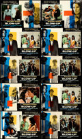 "Movie Posters:Thriller, Blow-Up (MGM, 1967). Italian Photobusta Set of 10 (18.25"" X 27"")..... (Total: 10 Items)"