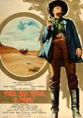 "Movie Posters:Western, Once Upon a Time in the West (Euro International, 1968). Italian Photobustas (3) (26"" X 37"").. ... (Total: 3 Items)"
