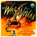 "Movie Posters:Science Fiction, The War of the Worlds (Paramount, 1953). Six Sheet (79"" X 80.5"")....."