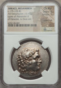 Ancients:Greek, Ancients: MACEDONIAN KINGDOM. Alexander III the Great (336-323 BC).AR tetradrachm (16.87 gm)....
