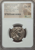 Ancients:Greek, Ancients: SELEUCID KINGDOM. Philip I Philadelphus (ca. 95-75 BC).AR tetradrachm (no wt. given)....