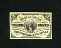Fractional Currency:Third Issue, Fr. 1226 3c Third Issue Gem New. Very well margined and crisp is this light background note that has crisp paper surfaces an...