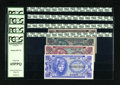 Military Payment Certificates:Series 651, Series 651 5¢; 10¢; 25¢; 50¢. The fractional MPC for Series 651 areextremely rare and were not known among collectors until... (Total:4 notes)