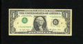 Error Notes:Inverted Third Printings, Fr. 1909-B $1 1977 Federal Reserve Note. Very Good-Fine. It is hardto believe that this note circulated for a long time be...