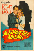 "Movie Posters:Film Noir, The Big Sleep (Warner Brothers, 1946). Argentinean Poster (29"" X43"").. ..."