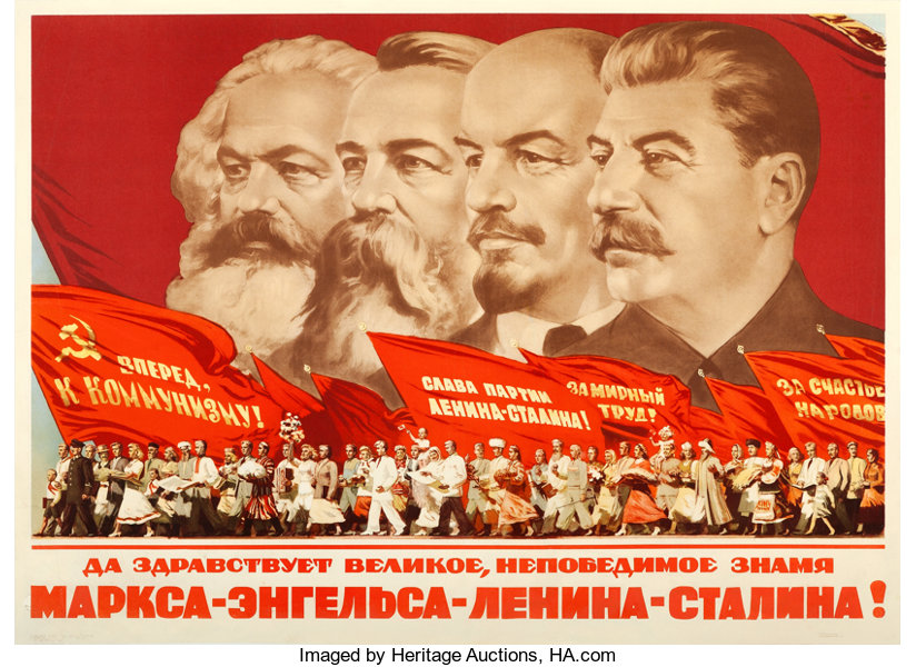 Propaganda Banners Colour Full Banners