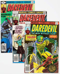 Modern Age (1980-Present):Superhero, Daredevil Group of 24 (Marvel, 1978-86) Condition: Average VF+....(Total: 24 Comic Books)