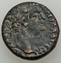 Ancients:Roman Provincial , Ancients: Tiberius (AD 14-37). AE as (7.90 gm)....