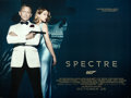 "Movie Posters:James Bond, Spectre (Columbia, 2015). British Quad (30"" X 40"") DS Dated AdvanceStyle. James Bond.. ..."