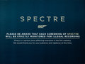 "Movie Posters:James Bond, Spectre (Columbia, 2015). British Quad (30"" X 40"") DS Anti-Piracy Style.. ..."