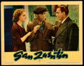 "Movie Posters:Crime, San Quentin (Warner Brothers, 1937). Lobby Card (11"" X 14"").. ..."