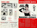 """Movie Posters:Romance, Breakfast at Tiffany's (Paramount, 1961). Uncut Pressbook (16 Pages, 12.25"""" X 18.75""""). Romance.. ..."""