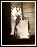 """Movie Posters:Miscellaneous, Jean Harlow in Suzy (MGM, 1936). Portrait Photo (10"""" X 13"""").. ..."""