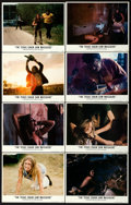 "Movie Posters:Horror, The Texas Chainsaw Massacre (Bryanston, 1974). Lobby Card Set of 8(11"" X 14"").. ... (Total: 8 Items)"