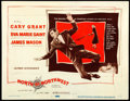 """Movie Posters:Hitchcock, North by Northwest (MGM, 1959). Title Lobby Card (11"""" X 14"""").. ..."""