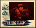 "Movie Posters:Film Noir, The Big Sleep (Warner Brothers, 1946). Lobby Card (11"" X 14"").From the collection of William E. Rea.. ..."
