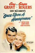 """Movie Posters:Comedy, Once Upon a Honeymoon (RKO, 1942). One Sheet (27"""" X 41"""") Style A.Comedy.. ..."""