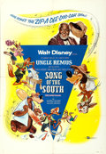 """Movie Posters:Animation, Song of the South (Buena Vista, R-1956). One Sheet (27"""" X 41"""").. ..."""