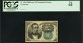 Fractional Currency:Fifth Issue, Fr. 1264 10¢ Fifth Issue PCGS New 61.. ...