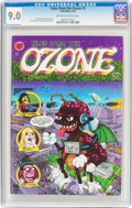 Bronze Age (1970-1979):Alternative/Underground, Tales From the Ozone #2 (Print Mint, 1970) CGC VF/NM 9.0 Off-white to white pages....