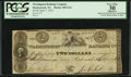 Obsoletes By State:New Jersey, Hackensack, NJ - Washington Banking Co. $2 Apr. 3, 1833 G16. ...