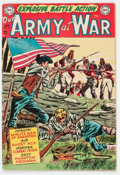 Golden Age (1938-1955):War, Our Army at War #13 (DC, 1953) Condition: GD/VG....