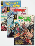 Bronze Age (1970-1979):Miscellaneous, Brothers of the Spear #3-17 File Copies Group (Gold Key, 1972-76)Condition: Average VF/NM.... (Total: 15 Comic Books)