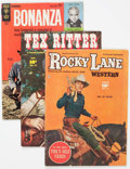 Golden Age (1938-1955):Western, Comic Books - Assorted Golden and Silver Age Western Comics Group of 24 (Various Publishers, 1950s-60s) Condition: Average VG.... (Total: 24 Comic Books)