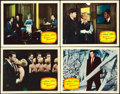 """Movie Posters:Film Noir, The Lady from Shanghai (Columbia, 1947). Lobby Cards (4) (11"""" X14"""").. ... (Total: 4 Items)"""