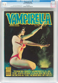 Magazines:Horror, Vampirella #89 (Warren, 1980) CGC NM/MT 9.8 White pages....