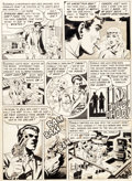 Original Comic Art:Panel Pages, Wally Wood Tales From the Crypt #25 Story Page 6 OriginalArt (EC, 1951)....