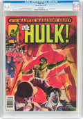 Magazines:Superhero, Hulk #25 (Marvel, 1981) CGC NM/MT 9.8 White pages....