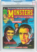 Magazines:Horror, Monsters of the Movies #3 (Marvel, 1974) CGC NM+ 9.6 White pages....