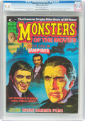 Magazines:Horror, Monsters of the Movies #3 (Marvel, 1974) CGC NM/MT 9.8 Off-white to white pages....