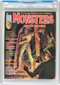 Magazines:Horror, Monsters of the Movies #6 (Marvel, 1975) CGC NM+ 9.6 White pages....
