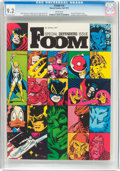 Bronze Age (1970-1979):Superhero, Foom #19 (Marvel, 1977) CGC NM- 9.2 White pages....