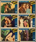 "Movie Posters:Comedy, The Ghost Breakers (Paramount, 1940). Lobby Cards (6) (11"" X 14"")..... (Total: 6 Items)"