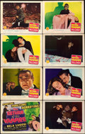 "Movie Posters:Horror, The Return of the Vampire (Columbia, 1943). Lobby Card Set of 8(11"" X 14"").. ... (Total: 8 Items)"
