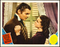 "Movie Posters:Academy Award Winners, Gone with the Wind (MGM, 1939). Lobby Card (11"" X 14"").. ..."