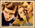 "Movie Posters:Drama, Christopher Strong (RKO, 1933). Title Lobby Card (11"" X 14"").. ..."