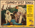 """Movie Posters:Horror, Island of Lost Souls (Paramount, 1933). Lobby Card (11"""" X 14"""").. ..."""