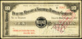 Obsoletes By State:Minnesota, Duluth, MN- Duluth, Missabe & Northern Railway Company $10 Nov.1, 1907...